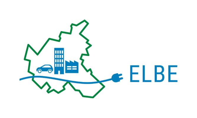 ELBE Förderung Hamburg Logo